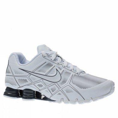 buy online 8ebae 70dae Nike Shox Turbo XII SL - Mens - White Anthracite Neutral Grey White Review