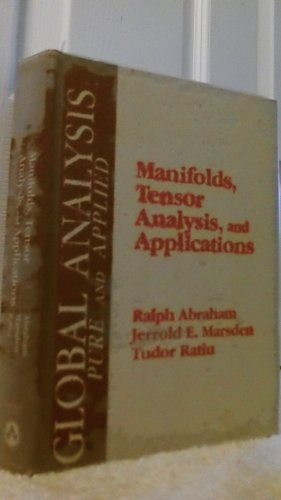 Manifolds, Tensor Analysis and Applications (Global analysis, pure and applied)