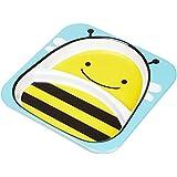 Skip Hop Zoo Divided Plate, Bee
