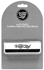 Anti Static Carbon Fiber Record Brush By Vinyl Styl