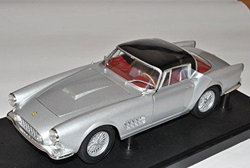 ferrari-410-superamerica-silber-1955-1959-1-18-mattel-hot-wheels-modell-auto