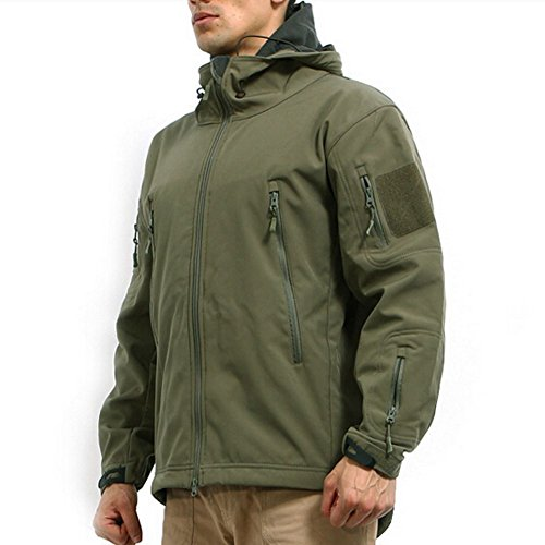 Reebow Gear Men S Army Military Special Ops Softshell