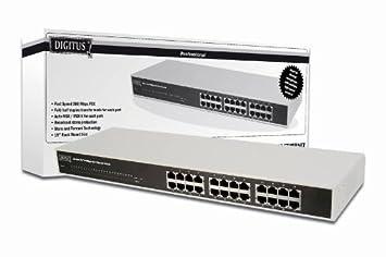 'Fast Ethernet Switch N Way 24Port 19de bureau dn600211