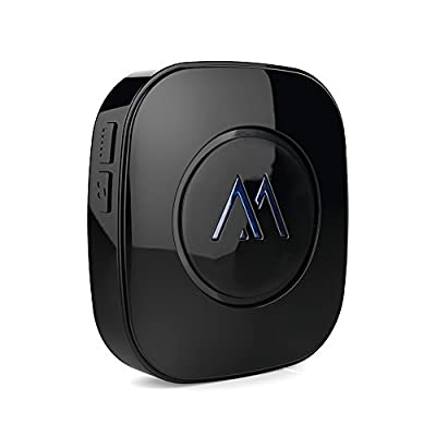 Magicfly Portable Wireless Doorbell Chime Kit 1000-feet Range 52 Melodies, No Batteries Required for Receiver(2 Push Remote Button+1 Door Chime) Black