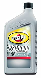 Pennzoil 550016921 6pk platinum 5w 30 european for Pennzoil 5w 30 synthetic motor oil