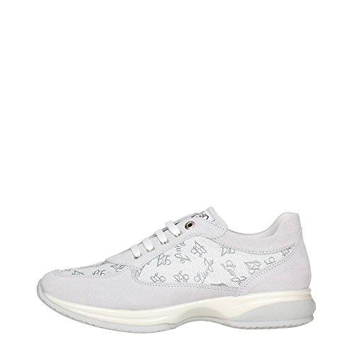 Liu Jo Girl B21101 Sneakers Donna Scamosciato Grigio Grigio 35