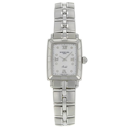 Raymond Weil Ladies Parsifal Watch 9741-ST-00995