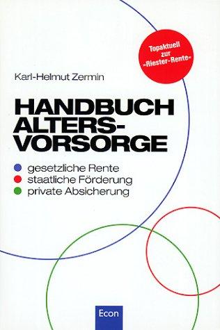 Handbuch Altersvorsorge