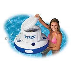 Mega Chill Inflatable Floating Cooler