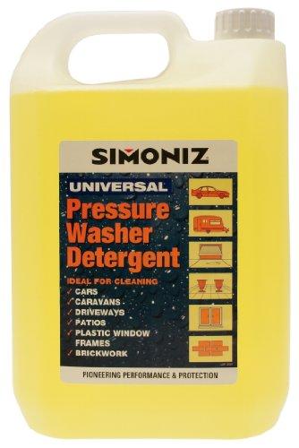 Holts SPW5 Simoniz Pressure Washer Detergent 5L
