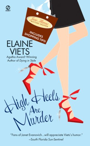 Image for High Heels are Murder (Josie Marcus, Mystery Shopper, Book 2)