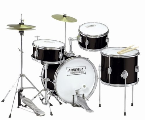 First act discovery fd483 8 piece drum set for 13 inch floor tom