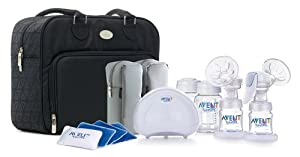 Philips AVENT Isis iQ Duo Twin Electronic Breast Pump (Discontinued by Manufacturer)