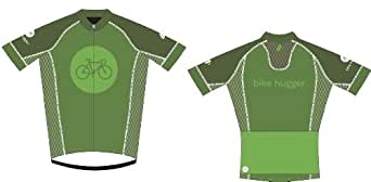 Bike Hugger Velocity Jersey (Mens Medium)