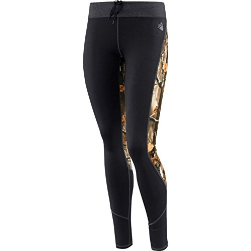 Cheapest Prices! Legendary Whitetails Women's Charged Up Performance Legging Black Small
