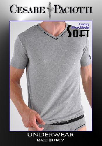 MicroModal V-Neck Shirt 90% MicroModal/10% Lycra