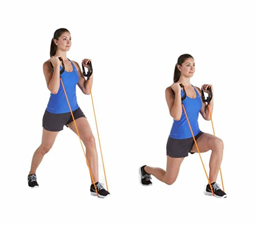 Workout Metal Bands: #1 Rated Metal Construction Resistance Band Exercise Kit