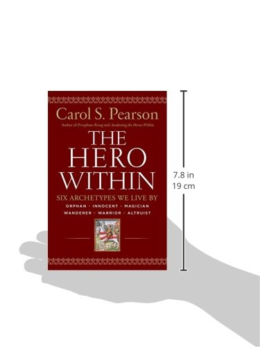 discovering the hero within His presentation was titled, positive psychological capital: discovering and developing the hero within for effective leadership, well-being and performance.
