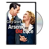 img - for Arsenic & Old Lace (1944) Cary Grant (Actor), Raymond Massey (Actor), Frank Capra (Director) | Rated: NR | Format: DVD book / textbook / text book