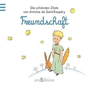 Freundschaft: Der Kleine Prinz - Die schönsten Zitate von Antoine de Saint-Exupéry