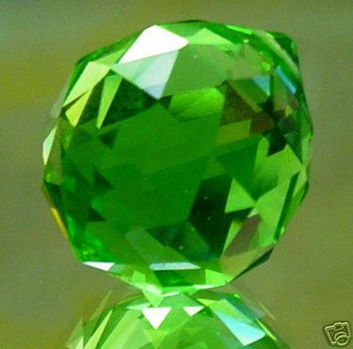 30mm Green Crystal Ball Prisms #1701-30