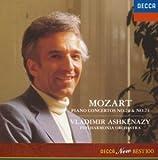 モーツァルト:ピアノ協奏曲第20番&第24番