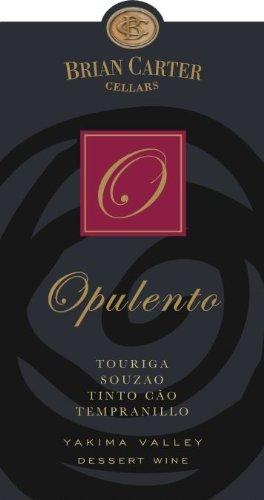 """2011 Brian Carter Cellars """"Opulento"""" Port Syle Blend 375 Ml"""