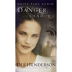 Danger in the Shadows Audiocassette