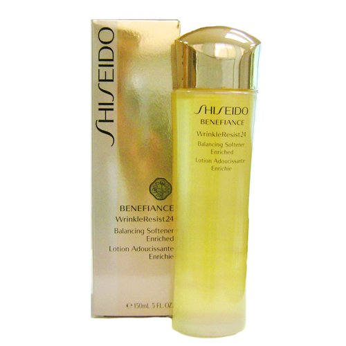 Shiseido Benefiance WrinkleResist24 Balancing Softner Enriched - 150 ml/5 oz
