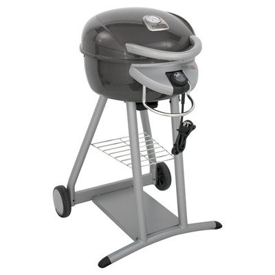 Char-Broil TRU Infrared Patio Bistro Electric Grill, Graphite