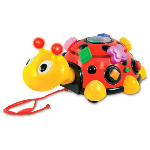 The Learning Journey Funtime Activity Ladybug