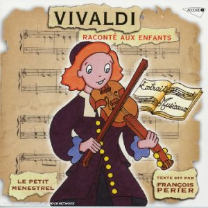 Vivaldi raconté aux enfants (collection