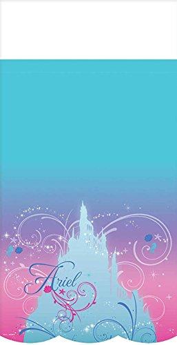 Hallmark 230418 Disney The Little Mermaid Sparkle Tablecover