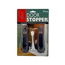 Bulk Buys Door Stopper Value Pack, Pack Of 36