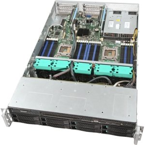 Intel R2312GZ4GC4 Server System, 0 MB RAM