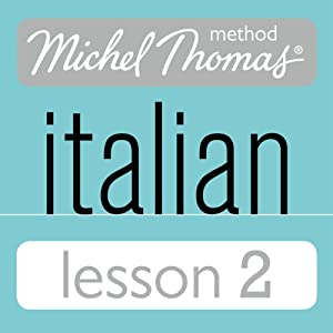 Michel Thomas Beginner Italian Lesson 2 | [Michel Thomas]