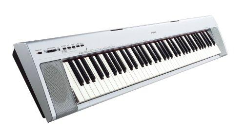 Yamaha Np30s-k Portable Digital Piano (silver Finish)