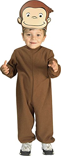 Baby Boys - Curious George Toddler Costume Halloween Costume