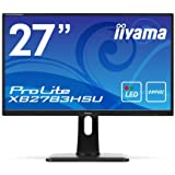 "iiyama XB2783HSU-B1 Ecran PC 27"" (68 cm) LED 1920 x 1080 5 ms VGA/DVI/HDMI"