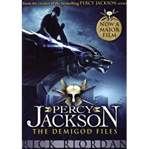 The Demigod Files - Rick Riordan