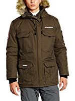 Geographical Norway Chaqueta Técnica Alpes (Caqui)