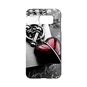 BLUEDIO Designer 3D Printed Back case cover for Samsung Galaxy S6 - G1235