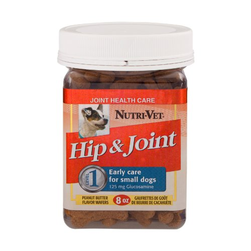 Nutri-Vet Glucosamine Peanut Butter Bone and