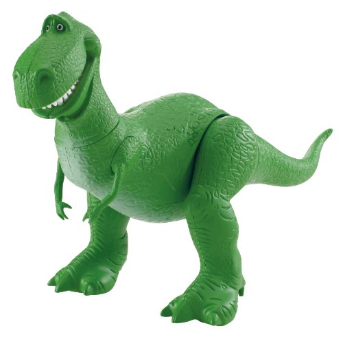 Disney/Pixar Toy Story Rex Figure, 4""