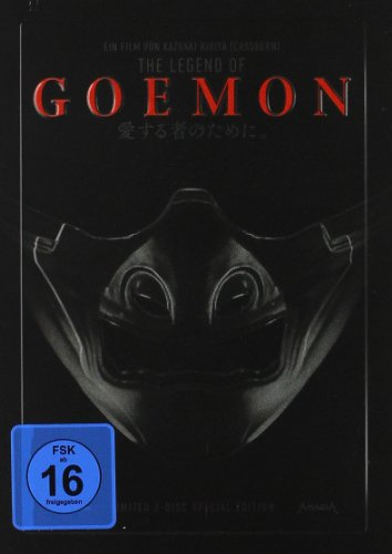 The Legend of Goemon (Steelbook) [Special Edition] [2 DVDs]