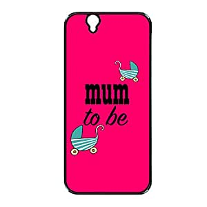 Vibhar printed case back cover for Sony Xperia Z MumBe