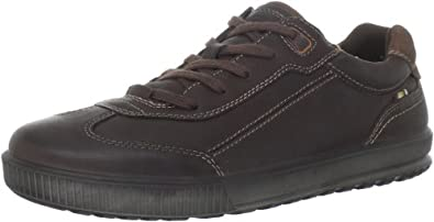 ECCO Men's Bradley Fashion Sneaker,Coffee/Cocoa Brown,45 EU/11-11.5 M US
