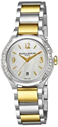 Baume & Mercier Women's 8775 Iliea Diamond Watch