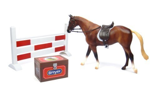 breyer-show-jumping-classics-toy-horse-with-accessories-by-breyer