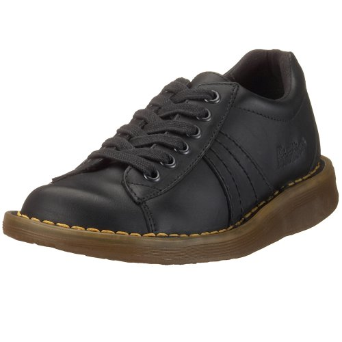 Dr. Martens Mel 6 Eye Women's Half Shoe Black/BLACK UK 7
